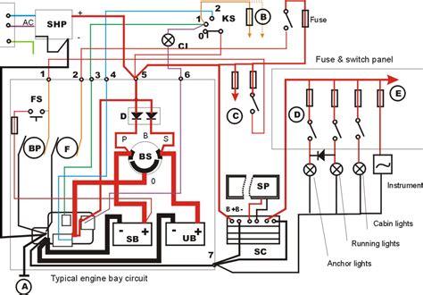 design  basic boat circuit   boat design net