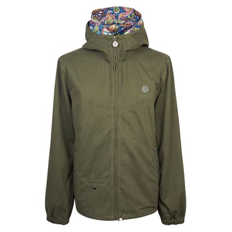 Khaki Jacket pretty green beckford jacket in khaki jon barrie pretty green