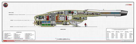 Starship Floor Plan by Star Trek Blueprints U S S Sagittarius Ncc 1894 Mk Iv
