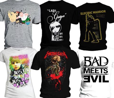 T Shirt Musik Band Momonon 50 wholesale lot 50 official band t shirts