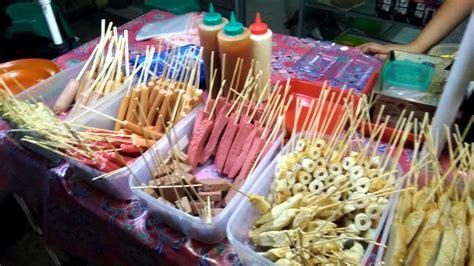 street food sosis bakar pedas serpong tangerang