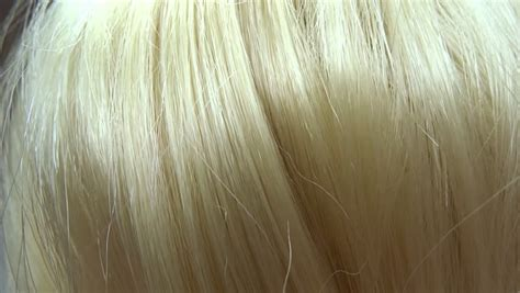 blonde hair footage stock clips highlight blond hair texture background stock footage