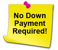 loans for down payment on house no payment house loans 28 images no money home loans in wisconsin home loans with