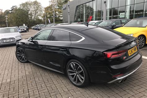 Audi A5 Black by 2017 Audi A5 Black Best New Cars For 2018