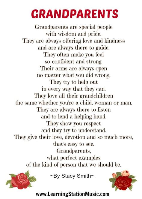 appreciation letter to grandparents best 25 grandmother poem ideas on poems of