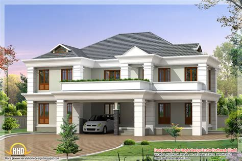 home blueprint design four india style house designs kerala home design and floor plans