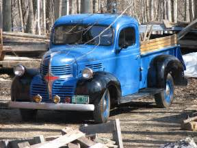 Mtn View Dodge Breadloaf Mountain View Farm 2009 Antique Dodge Truck