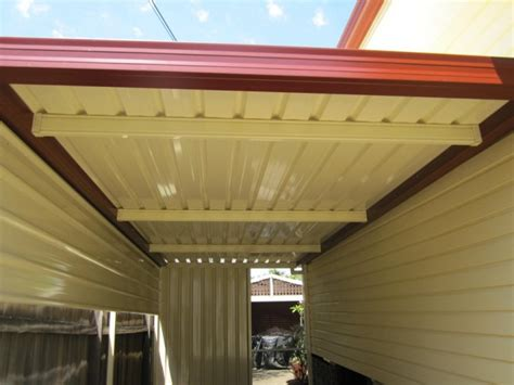 Awnings Penrith Affordable Colorbond Home Extension Products Peter Bracey