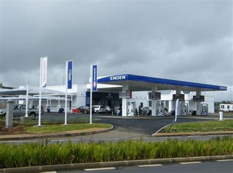motors mega mauritius engen opens new service stations in mauritius with