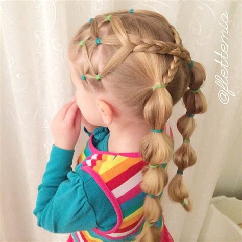 hair styes for girls with loom bands 1000 images about hairstyles using rubber band s on