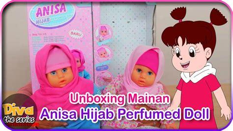 Mainan Boneka Anisa hadiah anisa parfume doll 7l untuk unboxing