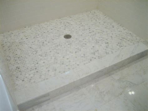 marble bathroom floor tile marble hex tile floor design ideas