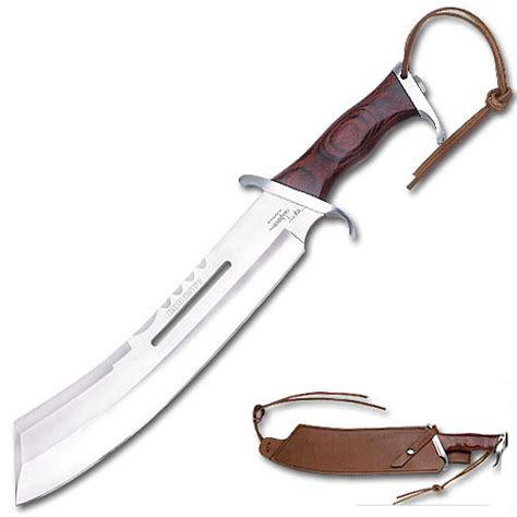 gil hibben iv combat machete blade knife gil hibben knives cb swords