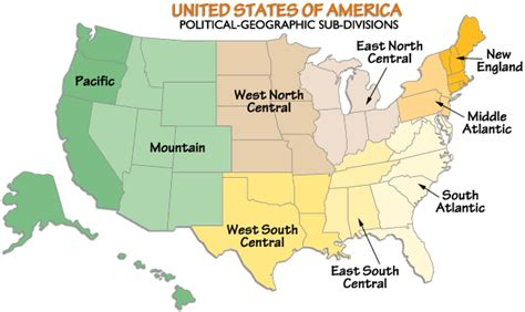 usa map south east west usa die usa ist wunderbar mai 2013
