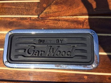 florida boat registration antique desperado 1938 wooden antique garwood boat gorgeous