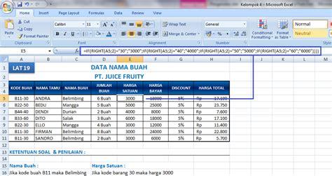tutorial vlookup dan hlookup pdf part ii if left if mid if right vlookup right dan