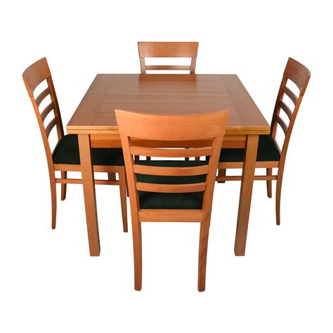 extendable dining table with bench 50 off workbench workbench extendable dining set tables