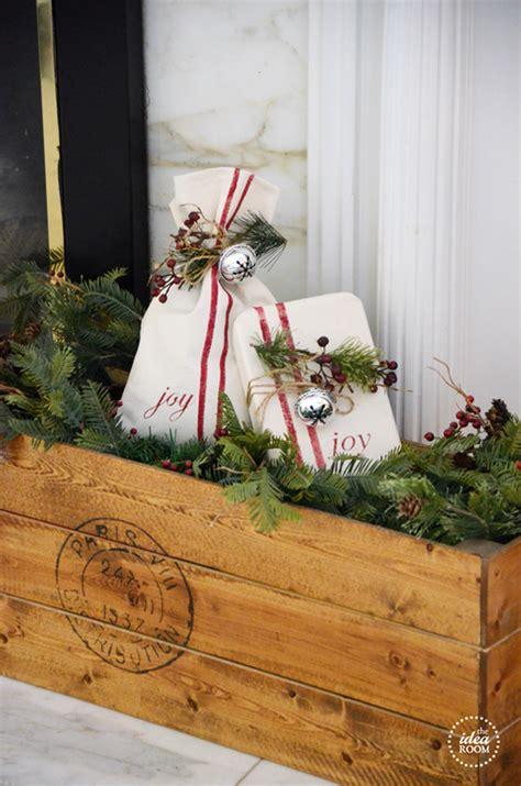Make My Room creative christmas gift wrap the idea room