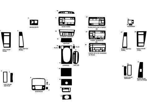 cadillac dash kits 1996 cadillac eldorado dash kits custom 1996 cadillac