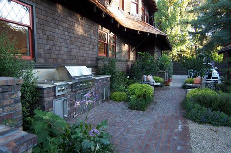 The Patio Palo Alto Ca by Palo Alto Historic Home Craftsman Patio San
