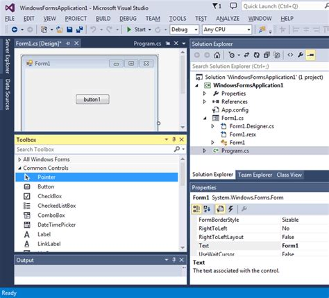 membuat gambar 3d dengan visual studio membuat c windows forms application dengan visual studio