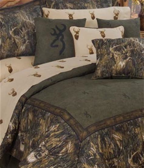 camo bed spread new browning whitetails camo bedding kimlor mills new