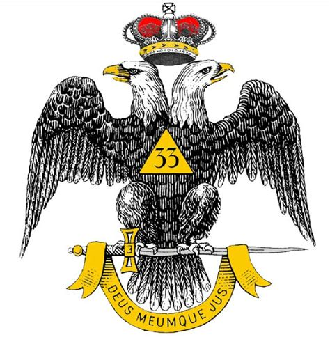 massoneria illuminati 33rd degree headed eagle illuminati symbols