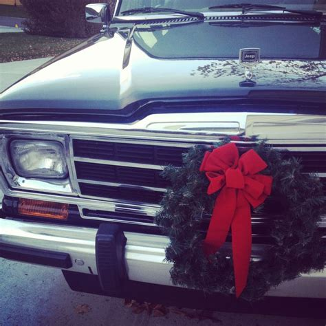 jeep cherokee christmas 16 best jeep cherokee wagoneer images on pinterest