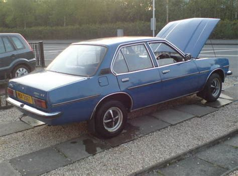 opel england 1979 opel ascona 1 2 related infomation specifications
