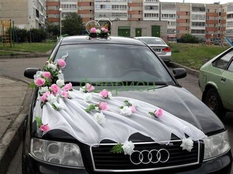 wedding car decoration #15   WEDDING CAR DECORATION