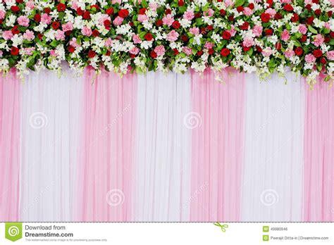 Wedding Backdrop Free by Floral Photo Backdrop Design Ideas