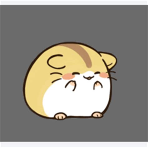 imagenes de hamsters kawaii vol 2 line gif find share on giphy