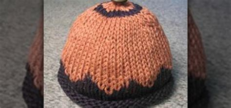 how do i knit how to end a knit hat 171 knitting crochet wonderhowto