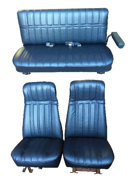 gmc jimmy seat covers 73 87 gmc jimmy seat upholstery complete set front