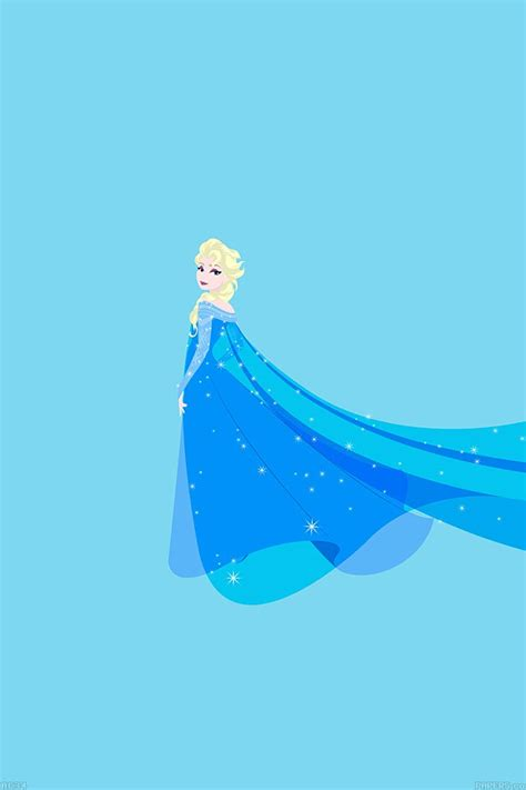 wallpaper iphone 5 frozen freeios7 ac34 wallpaper frozen elsa illust fanart disney