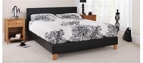Tyrol Black Three Quarter 3 4 Bed Frame Three Quarter Three Quarter Bed Frame