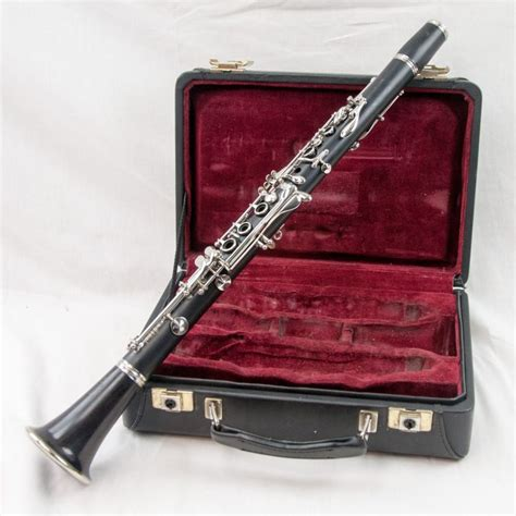 buffet cron r13 professional wood clarinet great
