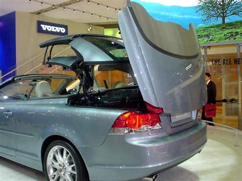 volvo retractable hardtop convertible