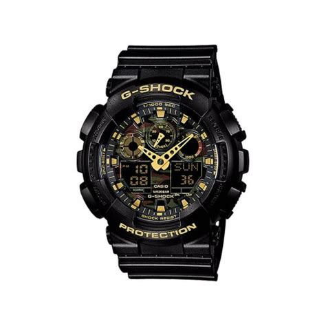 Jam Tangan Casio Casio G Shock Analog Digital Jam Tangan Pria Hitam 1 casio g shock standard analog digital special color ga 100cf 1a9 cooclos
