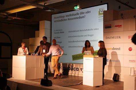 comdirect bank berlin verleihung des comdirect finanzblog awards 2013 auf der