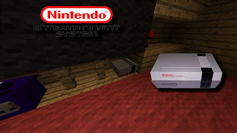 mod game systems decorative videogame systems mod for minecraft file