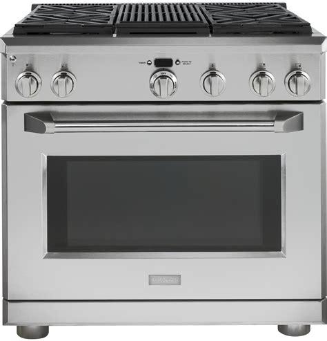 Ge Monogram 36 Cooktop Monogram 174 36 Quot All Gas Professional Range With 4 Burners