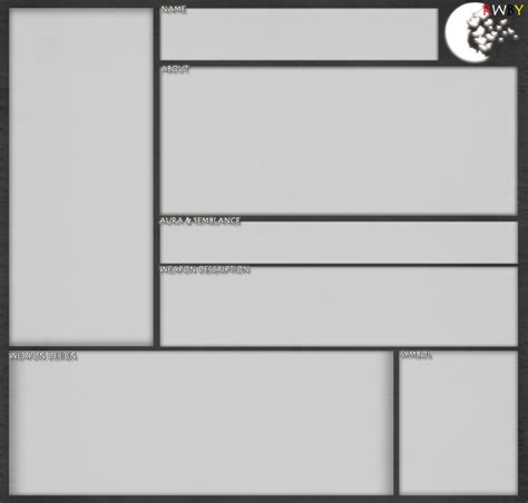 rp bio template rwby figure template by bushtuckapenguin on deviantart