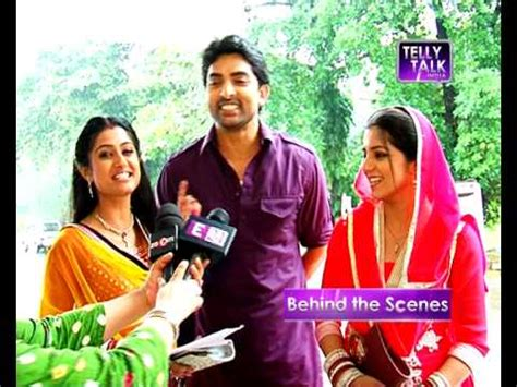 Kalma Set 13 bani ishq ka kalma monsoon on the sets with bani