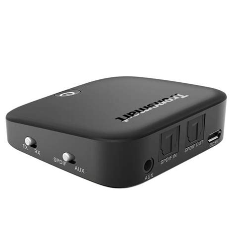 Tronsmart Encore M1 Audio Bluetooth Transmitter Receiver 3 5mm Spdif Tronsmart Encore M1 Bluetooth 2 In 1 Compareimports