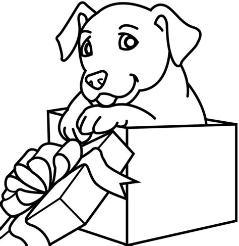 christmas coloring pages of puppies christmas online coloring pages az coloring pages