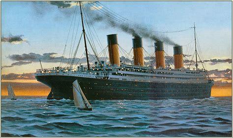 sinking ship vapors rms titanic el rms titanic en ingles royal mail