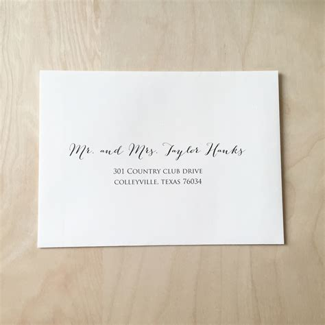 return address etiquette for wedding invitations wedding invitation envelope wording return address
