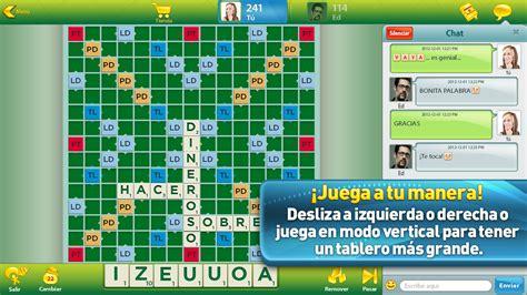 is lo a word in scrabble los mejores juegos de palabras en android