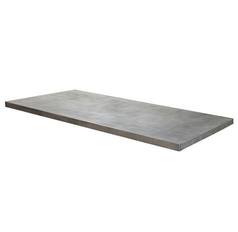 Zinc Table Tops ? Custom Metal Home